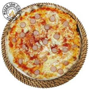 Pizza Wurstel