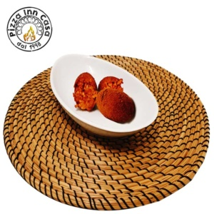 pizza a domicilio suppli-nduja